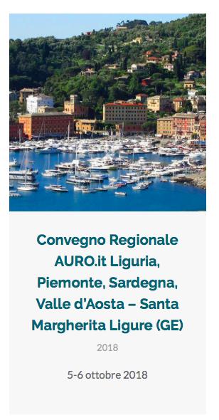 Convegno Regionale AURO.it – LIGURIA, SARDEGNA, VALLE D'AOSTA