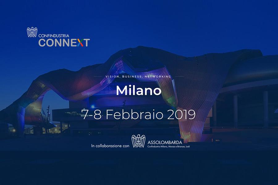 CONFINDUSTRIA CONNEXT 2019 – MILANO