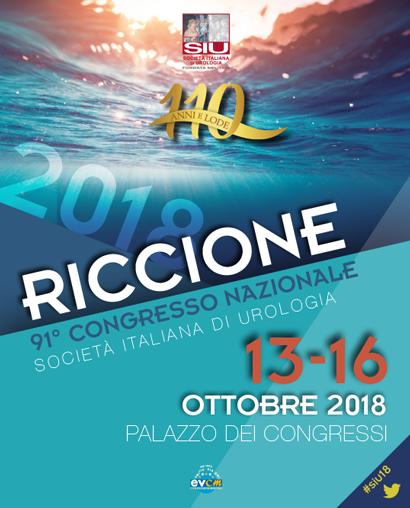 91° CONGRESSO SIU – RICCIONE 2018
